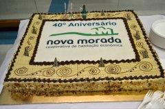 40º ANIVERSÁRIO NOVA MORADA